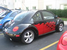 VW  Bug N' Black,