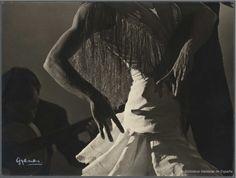 Carmen Amaya. Gyenes, Juan 1912-1995 — Fotografía — 1953-1959