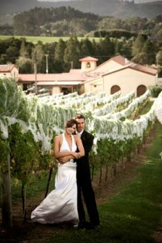The wedding venue was a lovely private home north of San Diego, California. Tucked in to a peaceful valley in the small community of Poway