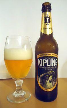 Thornbridge Brewery - Thornbridge Kipling South Pacific ale 5,2% pullo