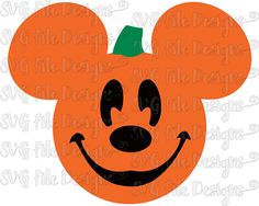 This is a digital download of a Mickey Mouse Pumpkin cutting file. With this purchase, you will receive a zipped folder containing this image in SVG, DXF, EPS, PNG, and JPEG form, suitable for use in Cricut Design Space, Sure Cuts A Lot, Make The Cut, and the Silhouette Basic and/or Designer Edition. All copyrights and trademarks of the character images used belong to their respective owners and are not being sold. This item is not a licensed product and I do not claim ownership over the…