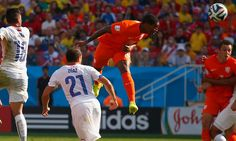 Holland 2-0 Chile: Fer and Depay strike to see Dutch top group