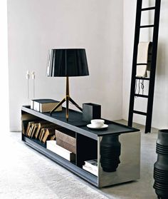 Surface modular coffee table by B&B Italia, design by Vincent Van Duysen