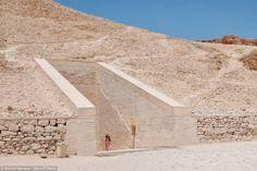 Szwarc, mydło i powidło: Wnętrze piramidy Ramzesa IV