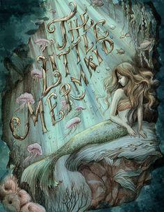 katrin-rusalka: The Little MermaidArtist: Biljana Kroll
