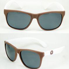 2017 Transparent frame matte sun glasses logo printing dropshipping promotion sunglasses