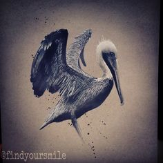 Did a couple of doodles today, here is one of them #draw #drawing #sketch #doodle #art #newschool #draweveryday #illustration #markerdrawing #markermasters #markerart #markersketch #markerdoodle #bird #birddrawing #birdart #birddoodle #pelican #pelicanart #pelicandrawing #pelicandoodle #brownbodiedpelican