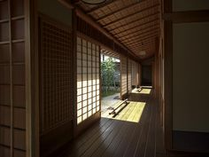 wraparound verandah inspired by traditional japanese architecture, and queenslander house styles. traditional queensland verandahs were see as an extension to the house, used as additional rooms, and had proper sealed wood flooring rather than decking