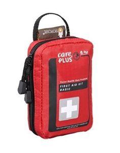 Tropicare Care Plus First Aid Kit Basic - Erste Hilfe Set mit Grundausstattung