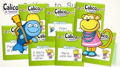 Try our Spanish Home Learning Series, ONLINE for FREE! Do you want your children to speak Spanish? So do we! Our easy-to-use ONLINE program comes with all the materials you need to create a fun, immersion environment at home. The best part is that with our unique lesson format, you don't need any prior Spanish knowledge to effectively use the program!