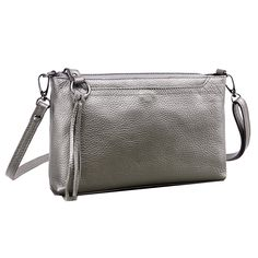 Shengdilu Women's Shoulder Bag Crossbody Purse Leather Wallet Clutch Messenger Fit Iphone 6 Plus -- Check out this great product.