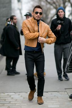 Street style: 15 menswear outfits from Paris, days 1 & 2 - Fashionising.com