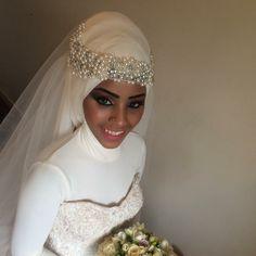 Hidden beauty hijab