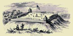 Fort Wayne in 1812 - Fort Wayne, Indiana - Wikipedia Fort Wayne Indiana, Ephemera, Irish, Summer, Summer Time, Irish Language, Ireland