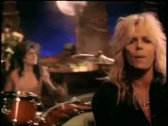 ONE OF MY ULTIMATE FAVES but i love just about all of their songs  Mötley Crüe - Without You (Official Music Video)