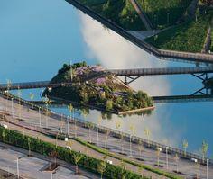 Galería de Parque Fluvial Padre Renato Poblete / Boza Arquitectos - 10