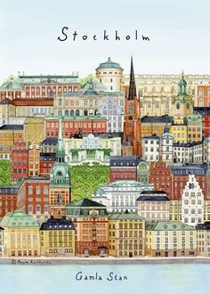 Insight's travelling tips for Sweden's attractions, such as Stockholm plus the Arctic, Sweden is the ideal place for anybody who enjoys the truly amazing outdoor . Voyage Suede, Sweden Christmas, Stockholm Travel, Sweden Travel, Italy Travel, Royal Caribbean Cruise, Travel Illustration, Beach Trip, Beach Travel