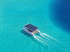 3 eco yachts in Eluxe Magazine