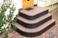 Aussen-Treppen