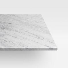 Toppar till Superfronts sideboards som byggs på Ikeas Bestå-stomme