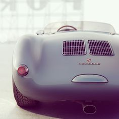 Porsche 550 Spyder / 3D art by Additive Studios.