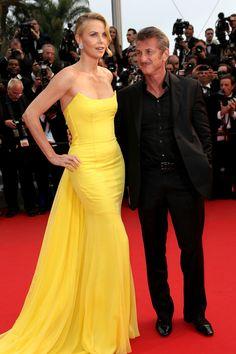 Charlize Theron  -  Sean Penn
