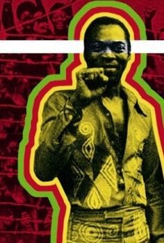 """My name is Fela Anikulapo-Kuti. Black president or Chief Priest of Shrine."""