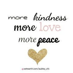 ©audrey_cfc more kindness, more love, more peace Find Image, Peace, Love, Pink, Te Quiero, Theory, Amor, Pink Hair, Sobriety