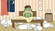 ¿Ya no te quedan ovejas por contar? Te dejo algunos tips para conciliar el sueño