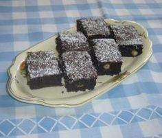 Recipe Luscious Chocolate Brownies by ditompsett, learn to make this recipe easily in your kitchen machine and discover other Thermomix recipes in Baking - sweet. How To Halve A Recipe, Paleo Recipes, Sweet Recipes, Chocolate Brownies, Easy Brownies, Thermomix Desserts, Recipe Community, Sweets, Baking