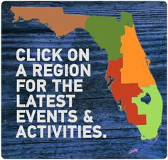 Visit all the regions in FLORIDA especially the small towns, out of the way places, OLD FLORIDA