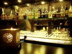 Bar in Bhaya Cruise