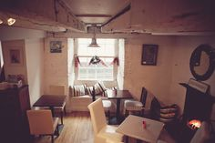 Mac Coffee, Coffee Shop, Vintage Tea Rooms, Well Thought Out, Shopping, Coffee Shops, Coffeehouse
