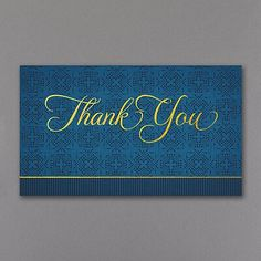 Regal Thank You Thank You Letter, Thank You Notes, Show Appreciation, Business Thank You Cards, Renewable Sources Of Energy, Thank You Card Template, Blog Sites, Letterpress, Stationery