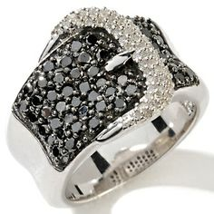 Black and White Diamonds..... definitely a girls best friend :)