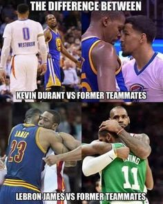 KD is too cocky against his former team. Funny Nba Memes, Funny Basketball Memes, Baylor Basketball, Basketball Is Life, Nfl Memes, Basketball Quotes, Basketball Pictures, Basketball Legends, Really Funny Memes