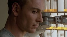 "Michael Fassbender: ""Prometheus II"""