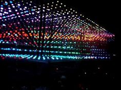 Cubetron Burning Man 2009