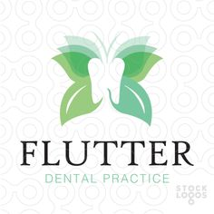 Flutter Butterfly Dental Practice