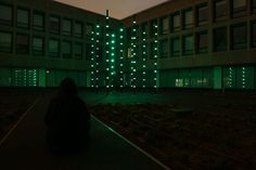 Ghost LED Garden from Asia: BOO on Behance