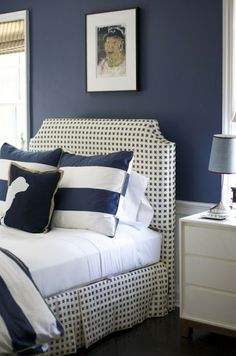 Love this color for Devyns room.