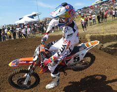 Motocross Motorcycle Racing