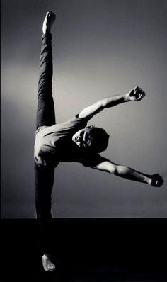 Dance eg: Male, studio