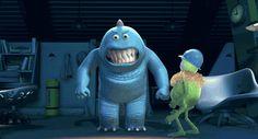 Hot GIF disney halloween friday scream pixar weekend disney pixar saturday monsters inc mike wazowski sulley