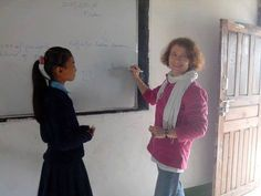 Fancy teaching in Nepal? Then why not come and try at one of our schools we are supporting. More details at http://ehn-nepal.org/
