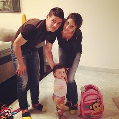 james rodriguez wife and baby -