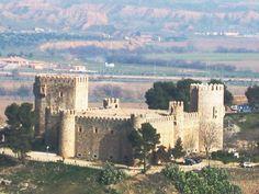 Castillo de San Servando, Toledo, España