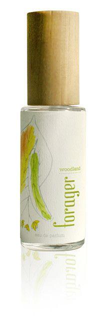 Forager Botanicals Natural Perfume Packaging: Woodland $120