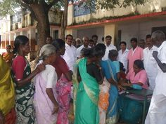 Pollachi Liberty Lions Club India - conducted a mega health camp that serviced 850 poor people.