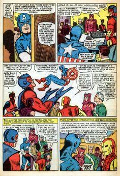 avengers strips - Google zoeken